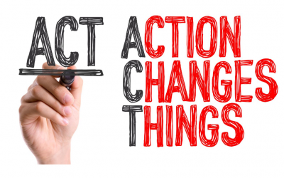 Stop Waiting and Take ACTION!