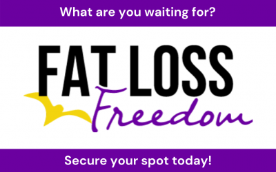 Are You Ready For the Fat Loss Freedom Workshop?