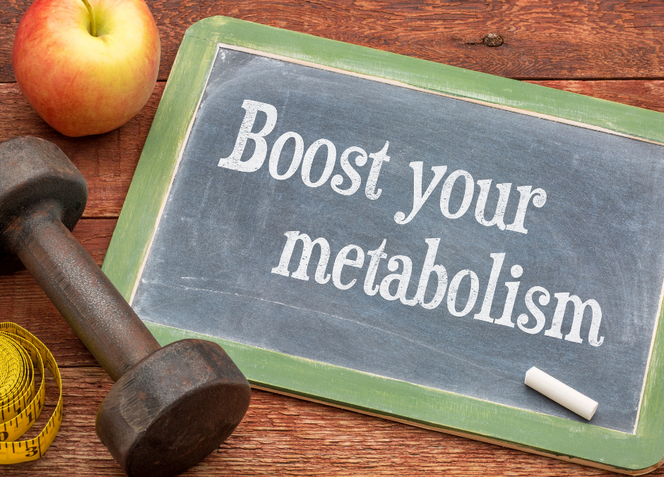 The Top 5 Mistakes You're Making With Your Metabolism