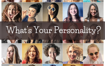 Don't Underestimate the Power of Personality!