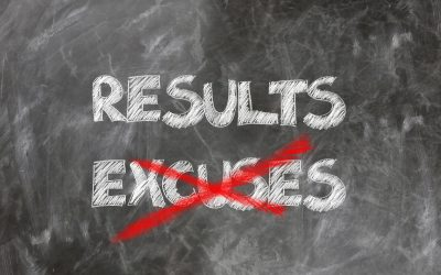 Don't Let Excuses Get in the Way of Your Goals
