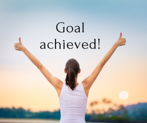 overcome the goal gap to achieve your goals
