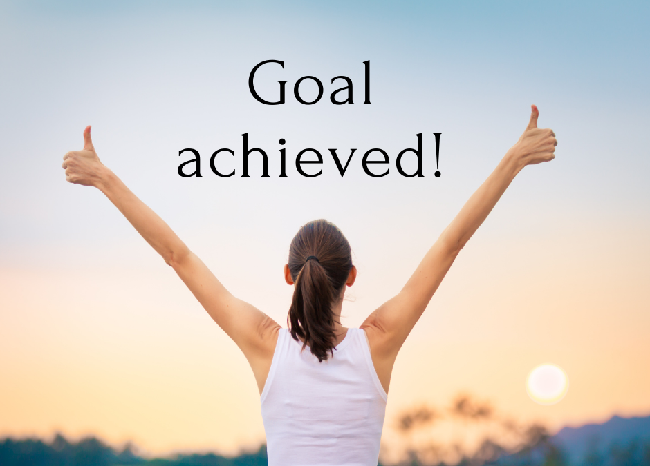Is There a 'Goal Gap' Between Your Mindset and Goals?