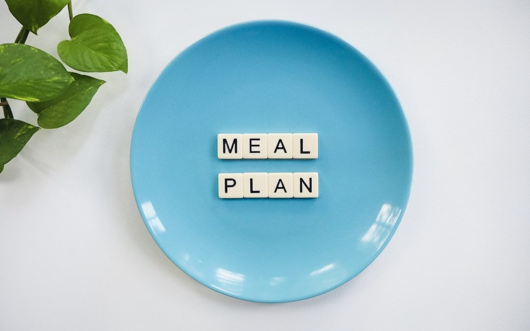 Meal prep and planning