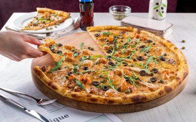 Pizza and Ice Cream to Lose Fat?