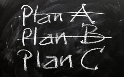 """Is """"Just Follow the Plan"""" REALLY the Best Advice?"""