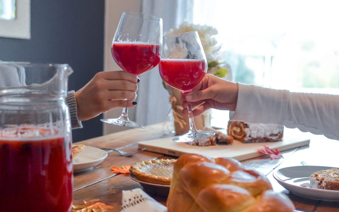 Are the holidays stressing you out because of food?